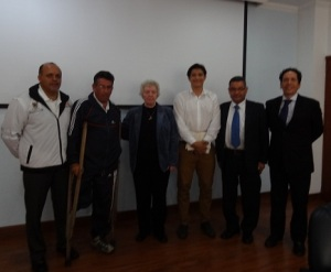 Meeting in Colombia 3